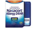 Save $3.00 on any ONE (1) Nasacort® Allergy 24HR 60 Spray