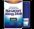 Save $3.00 on any ONE (1) Nasacort® Allergy 24HR 60 Spray or Children's Nasacort® 60 Spray