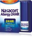 SAVE $4.00 on any ONE (1) Nasacort® Allergy 24HR 120 Spray