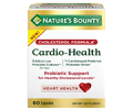 Save $3.00 off ONE (1) NATURE'S BOUNTY® Cardio-Health product