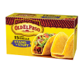 Save 50¢ off ONE any variety Old El Paso™ Taco or Tostada Shells