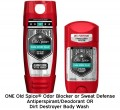 Save $1.25 OFF ONE Old Spice® Odor Blocker or Sweat Defense Deodorant (exclusions apply)