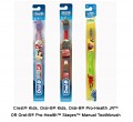 Save 50¢ off Crest® OR Oral-B® Kids Toothbrush
