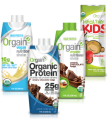 Save $1.00 on ONE Orgain Nutrition Shake or Cold Brew