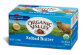 Save $1.50 on Organic Valley Butter, 1 pound