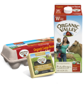Save $5.00 off THREE (3) Organic Valley Products worth $10 or more (including eggs, cheese, butter, cream, soy milk, lactose free, ghee, protein)