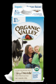 Save $1.50 on 2 Organic Valley products including milk, butter, cheese and cream (coupon sent by email)