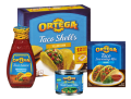 Save $4.00 when you spend $15.00 on any Ortega® Mexican Food...