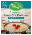 Save $2.00 OFF any ONE (1) Pacific Foods Organic Steel-Cut Oatmeal