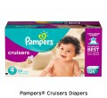 Save $1.00 on Pampers Cruisers Diapers. Join Pampers & get 100...