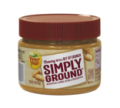 Save 75¢ on any ONE (1) Peter Pan® Simply Ground (TM) Peanut Butter