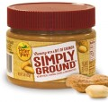 Save $0.50 on any ONE (1) Peter Pan® Simply Ground™ Peanut...