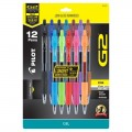 Save $2.50 off any 12-pack (or larger) of Pilot G2 gel ink pens