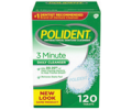 Save $2.00 ON ANY ONE (1) 84ct or larger POLIDENT® denture cleanser tablets