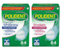 Save $2.00 off ONE (1) Polident® Overnight or Smokers Denture Cleanser Tablets, any variety (84 ct).