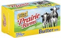 (Only Mid-West/Mid-South Locations) Save $0.40 Prairie Farms® 1lb Butter Quarters, Salted and Unsalted