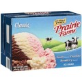 (Only Mid-West/Mid-South Locations) Save $0.50 on any One (1) Prairie Farms® Square Ice Cream