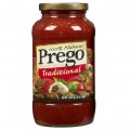Save $1.00 on any TWO (2) Prego® Sauces