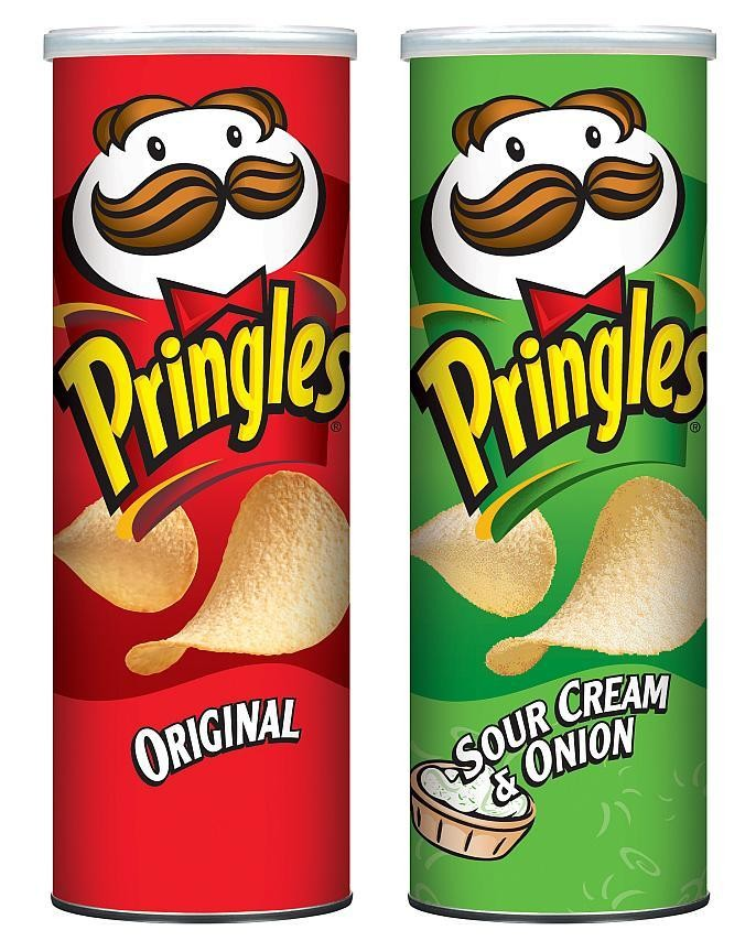 SAVE 40¢ on any TWO Pringles® Full Size Cans