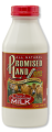 Save 55¢ off Promised Land Dairy milk (quart, half gallon or two...