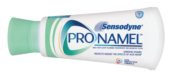 Save $1.00 off ONE (1) Sensodyne ProNamel® toothpaste