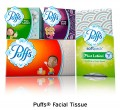 Save 50¢ off Puffs facial tissue