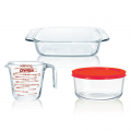 Save $1.00 on any ONE (1) Pyrex® Bakeware, Prepware or Storage