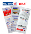 BUY 1, GET 1 FREE 3- strip of Red Star Yeast (up to a $2.99 value)