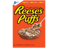 Save 50¢ on ONE (1) BOX Reese's Puffs cereal