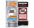 Save $4.99 on any THREE  (3) RIGHT GUARD® Best Dressed Collection™ or XTREME™ anti-perspirant deodorant (excludes trial and travel sizes)