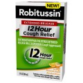 Save $1.00 on any one (1) Robitussin 12 Hour Cough Relief