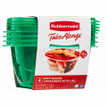 Save $1.00 on any (2) Rubbermaid® TakeAlong® Products