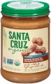 Save $1.00 on any ONE (1) Santa Cruz Organic® Peanut Butter, Fruit Spread, or Applesauce