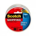 Save 50¢ on ONE (1) roll of Scotch® Heavy Duty Shipping Packaging Tape or Long Lasting Moving & Storage Packaging Tape