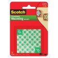 SAVE $0.50 on one package of Scotch® Permanent Mounting Squares (RF7020)