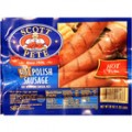 Save $0.75 on any ONE (1) Scott Pete® Polish Sausage