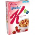 SAVE $0.50 on ONE Kellogg's® Special K® Red Berries Cereals