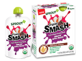 Save $1.00 off ONE (1) Sprout Organic SMASH 4CT Pack