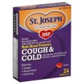 Save $2.00 on St. Joseph™ Cough Cold & Flu high blood pressure product