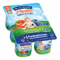 Save $1.00 off any ONE (1) YoBaby 4oz Multipack Yogurt