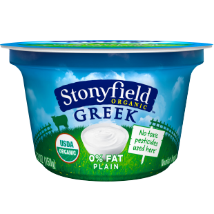 Buy 2, Get 1 Free Stonyfield Organic Yogurt 5.3oz cups