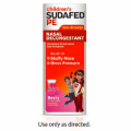 Save $1.00 off any (1) Children's SUDAFED PE® product (excludes trial sizes)