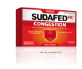 Save $1.00 off any Sudafed® or Sudeafed PE® Product