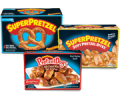 Save 50¢ on any ONE (1) SUPERPRETZEL® Soft Pretzel product (NOT VALID ON 7oz. - 9oz. STAND UP BAGS)