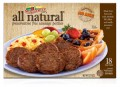 Save $1.50 on TWO Packages of Swaggerty's Farm All Natural, Preservative Free Sausage