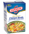 Save $1.00 on any TWO (2) Swanson® 32oz Broths