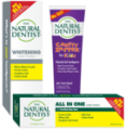 Save $1.00 off ONE (1) The Natural Dentist Toothpaste