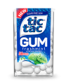 Save 50¢ off ONE (1) Single Tic Tac Gum Pack