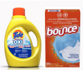 Save $1.00 off Tide® Simply Detergent (37 oz or higher) OR Bounce® Sheets