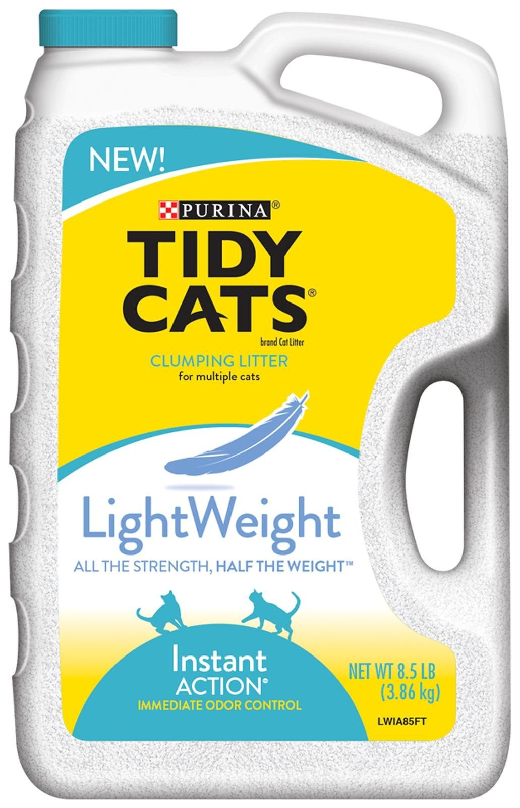 $2.00 off one Purina Tidy Cats Clumping Litter